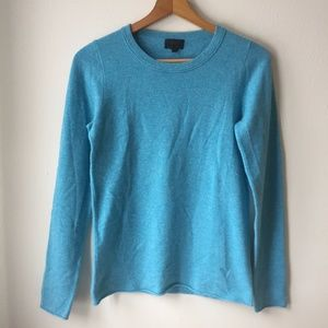 J. Crew Collection 100% cashmere T-Shirt Sweater